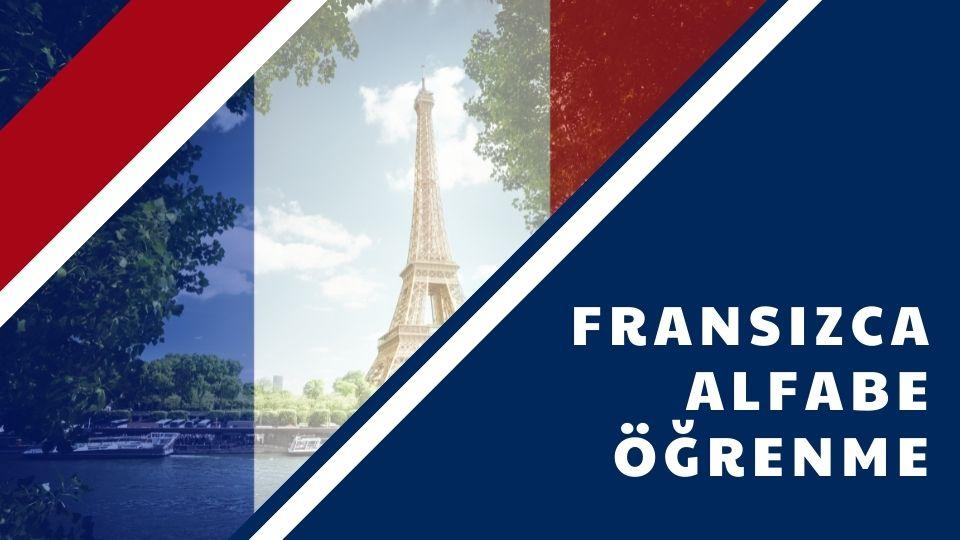 Fransızca Alfabe Öğrenme